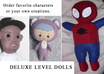 customize a felt doll small2