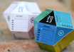 send you Printready 3D Paper Ball Calendar 2013, Perfect for those looking something a little different small2