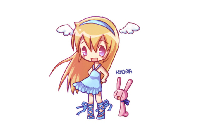 draw a chibi of anyone/anything