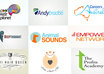 design 2 LOGO concepts for your Company,Website or Business small2