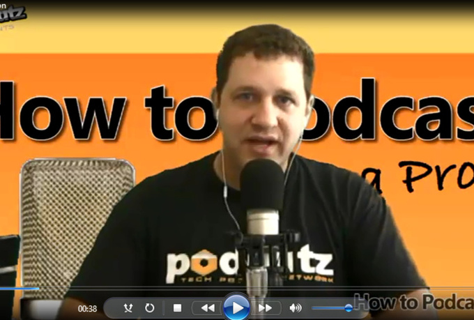 show you how to create a PODCAST from scratch