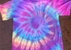 teach you how to perfectly tie dye a shirt small2