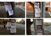 distribute and Post 40 FLYERS around New York University with Picture Proof small2