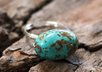 make you a sterling silver Turquoise ring small2