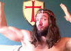 record a video as a comedic JESUS small2