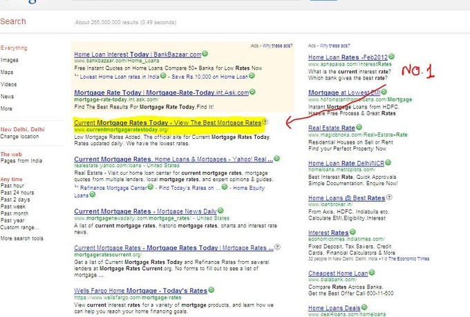 rank you 1st in Google with my Top Quality Backlinks in 5 Days