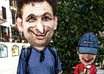 create hilarious balloonhead cartoon from your photo small3