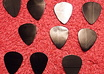 make you 10 recycled vinyl record guitar picks small3