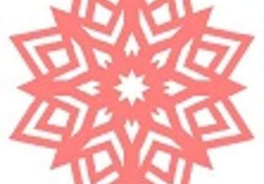 Easy Fold and Cut Star of David - DLTK's Crafts for Kids