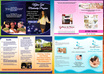 design any type of brochure like tri fold or bi fold or multi page brochures and each page will charge small1