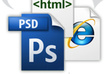 make you website from psd and it will be compatible with all browser