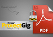 protect your pdf document with an password from copying, editing, printing and Fast Action BONUS, plus order 3 get 1 for free small1