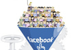 promote your link as a my status on facebook with 5000 friends small1
