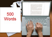 generate Three Articles each  500 words