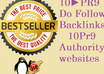 create 10PR9 High Quality Backlinks