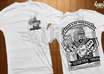 design You an Attractive, Eye Catching and Professional T SHIRT small1