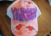 airbrush your name in graffiti style on a real cap small1