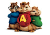 sing Happy Birthday to you as Alvin and the CHIPMUNKS small1