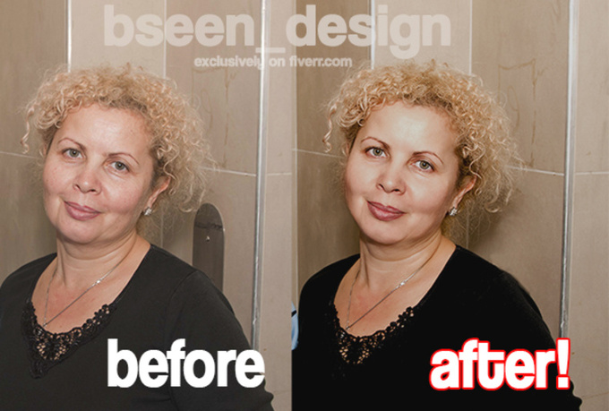professionally Retouch, Fix, Edit Your Image