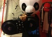 wear Panda costume and say your message small1