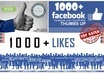 give you 400+ Facebook likes on your page and I will Promote website to 10,000 Users