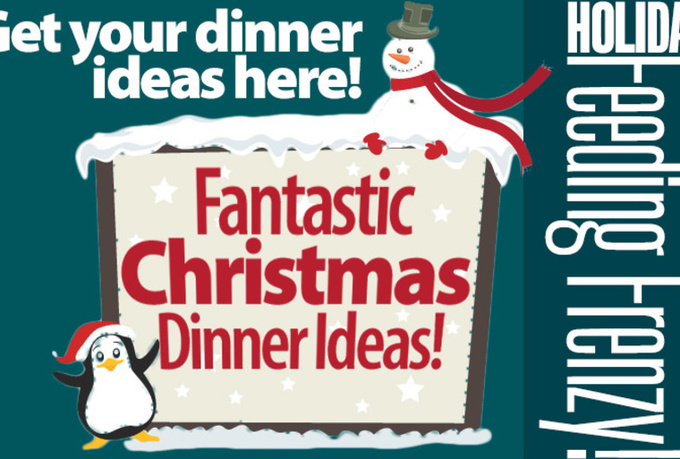 provide great Christmas dinner ideas and recipes