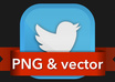 create a custom social media ICONSET in png or vector small1
