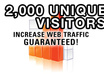 send 2000 USA targeted TRaFfIC to any website of your choice