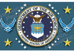 ship you this American Made Air Force Magnetic to Proudly Display
