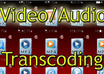 transcode or convert your video or audio file to almost any format, including mp3, mp4, wma, flv, avi, wav, mov, m4v, and more