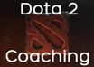 coach you in DotA 2 as Player or Captain for 30 minutes