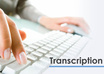 do any transcription work