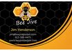 design two business cards off the Vector logo I designed for you small1