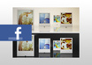create Two Threedimensional Facebook Cover Images