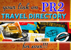 put your link dofollow, sitewide, permanent on my moderated pr2 TRAVEL directory