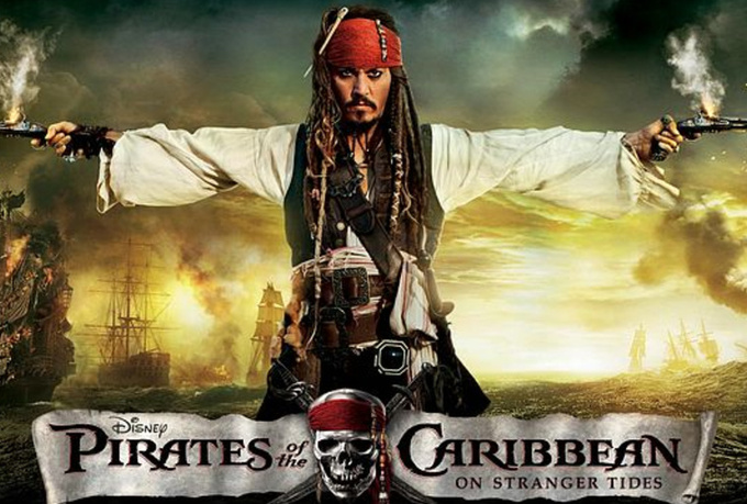 record a voiceover  saying anything you like as CAPTAIN Jack Sparrow