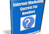 send you a complete Internet Marketing Secrets for Newbies video course