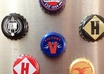 make you five beer cap magnets