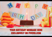make you a cute BIRTHDAY video to send to a friend small1