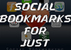 create 600 PR8 to PR0 Social Bookmarks small1