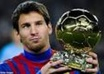 tell you or show you how messi won the ballon d or for the 4th time