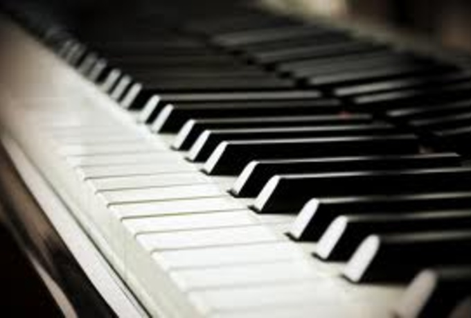 provide piano lessons     1 lesson