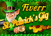 design, make, remake in st patricks day style banner, header, image