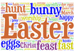 create tag cloud Easter