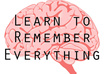 teach you how to have AWESOME memory
