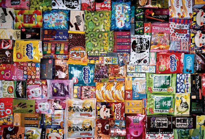 Different Types: Different Types Of Candy