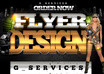 create a FLYER design awesome , eye catching and attractive flyer design | best flyer design on fiverr just