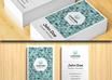 design an eye catching color business card which is professional and elegant