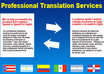 translate any document from English to Spanish or Spanish to English