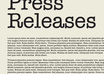write press release copy as per your keyword